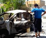 IRAQ FALLUJAH UNREST