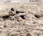 IRAQ FALLUJAH FIGHT
