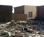 Fallujah (Iraq): Iraqi Air Force's bombing