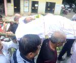 Rita Bhaduri's funeral