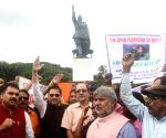 Rally to demand for unravelling the mystery over Netaji's disappearance