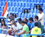 First Test Match - India vs West Indies