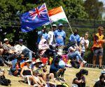 Tauranga (New Zealand): 3rd ODI - India V/s New Zealand