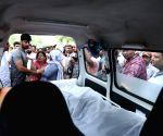 Congress condemns killing of its Haryana leader