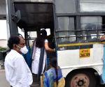 Long distance bus services disrupted in Tamil Nadu after ban on night travel