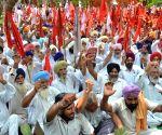 Farmers' demonstration