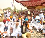 Farmers participate in 'Rail Roko' agitation to protest against Agri Bills 2020