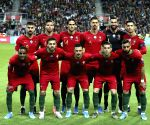 PORTUGAL-FARO-SOCCER-EURO 2020 QUALIFIER-GROUP B-PORTUGAL VS LITHUANIA