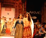 Lakme Fashion Week Winter/ Festive 2014 - Anju Modi