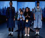 Lotus Make-up India Fashion Week - Gazal Mishra's collection showcased