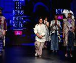 Lotus India Fashion Week - Day 4 - Doh Tak Keh