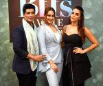 "Vogue BFFs"" - Manish Malhotra, Sonakshi Sinha and Neha Dhupia"