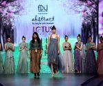 Lotus Make-up India Fashion Week - Megha Jain Madaan's collection showcased