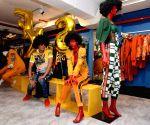 Designer Narendra Kumar's store launch