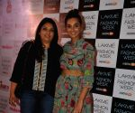 Lakme Fashion Week curtain-raiser
