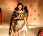Sabyasachi Mukherjee's fashion show - FICCI FLO