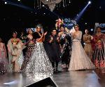 Lotus Make-up India Fashion Week - Suneet Varma's creations showcased