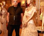 Press preview of Tarun Tahiliani's creations