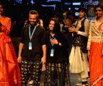 Lakme Fashion Week (LFW) Summer/Resort 2019 - Neelanjan Ghosh, Kanika Sachdev
