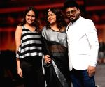 Lotus Make-up India Fashion Week - Rahul and Anushka's creations showcased on Day 3