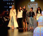 Lakme Fashion Week (LFW) Summer/Resort 2019 - Saaksha and Kinni