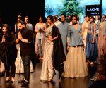 Lakme Fashion Week Summer/Resort 2019 - Sonam and Paras Modi's show