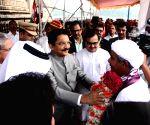 Qatari dhow arrives at Mumbai after 2,818-km voyage ()