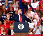 Trump campaign postpones North Carolina rally
