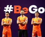 Virat Kohli unveils FC Goa's new home jersey for the 2019-20 season