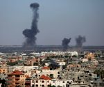 Israel, Hamas exchange attacks amid surging tensions