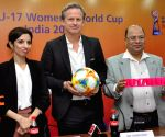 Tournament director of U-17 Women's World Cup in India quits