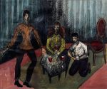Group show of modern Indian art masters' works in Delhi