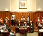 Fijian Parliament elects new President