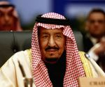 Saudi king stresses continuous efforts to promote global COVID-19 response