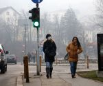 Air pollution ups Covid-1
