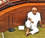 Will Yediyurappa leave it to the party to decide on new CM?