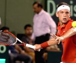 Davis Cup World Group play-off tie - FilipKrajinovic vs Somdev Devvarman