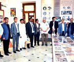 Shyam Benegal, Bangladesh delegation visit National Museum of Indian Cinema