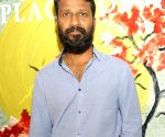 Director Vetrimaram during a press meet