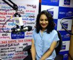 Promotion of film Inthalo Enneni Vinthalo