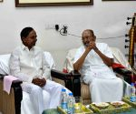Film Nagar (Telangana): Telangana CM Rao meets director K Viswanath
