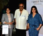Launch of iPhone 8 and iPhone 8+ - Sridevi, Boney Kapoor