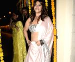Ekta Kapoor hosted a Diwali party at her residence