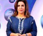 Boman Irani, Farah Khan promote Ambi Pur
