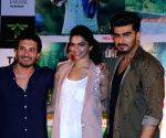 Promotion of film Finding Fanny