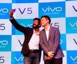 Launch of Vivo V5 smartphone