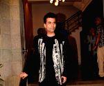 "Pre-release party of film ""Karwaan"" - Karan Johar"