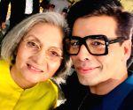 Free Photo: KJo's selfie with Ma Anand Sheela draws flak and praise