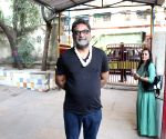 "Promotion of film ""PadMan"" - R. Balki"