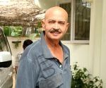 Rakesh Roshan at a studio